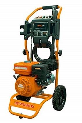 Hidrolimpiadora de gasolina Anova HG3000