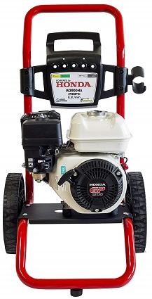 Hidrolimpiadora de gasolina Waspper W2900HA Motor Honda