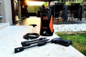 Mejores hidrolimpiadoras Black and Decker