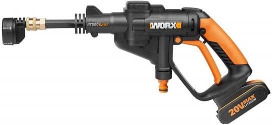 Limpiadora portátil a presión Worx WG629E