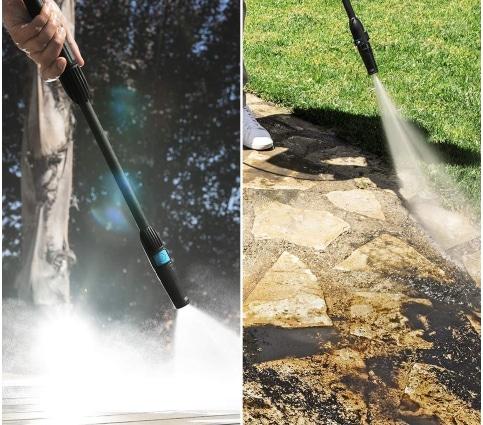 Limpiar suelos con hidrolimpiadora Cecotec
