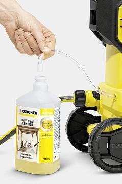 Aspirador de jabón hidrolimpiadora Karcher
