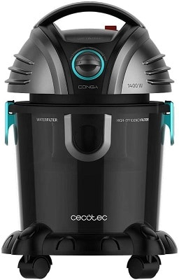Aspiradora de agua Cecotec Conga Wet&Dry TotalClean